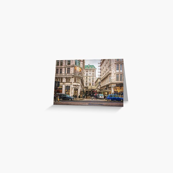 THE SAVOY, LONDON. Greeting Card