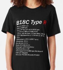 B18C TYPE R Slim Fit T-Shirt