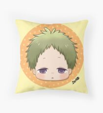 Baby Kotarou Throw Pillow