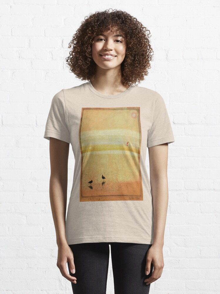 Alternate view of c a l l i n g  Essential T-Shirt