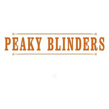 Peaky Blinders - By Order Of by eyevoodoo