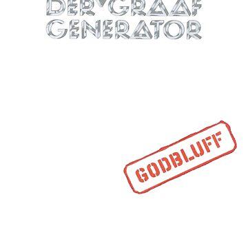 Generador de Van Der Graaf - Godbluff de Garblesnatcher