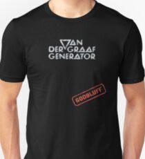 Van Der Graaf Generator - Godbluff T-Shirt