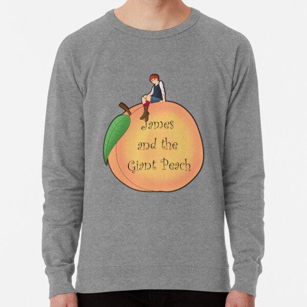 James and the Giant Peach Lightweight Sweatshirt