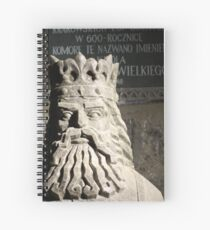 Polish Salt Mine Spiral Notebook