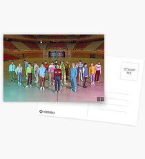 NCT 2018 Postcards