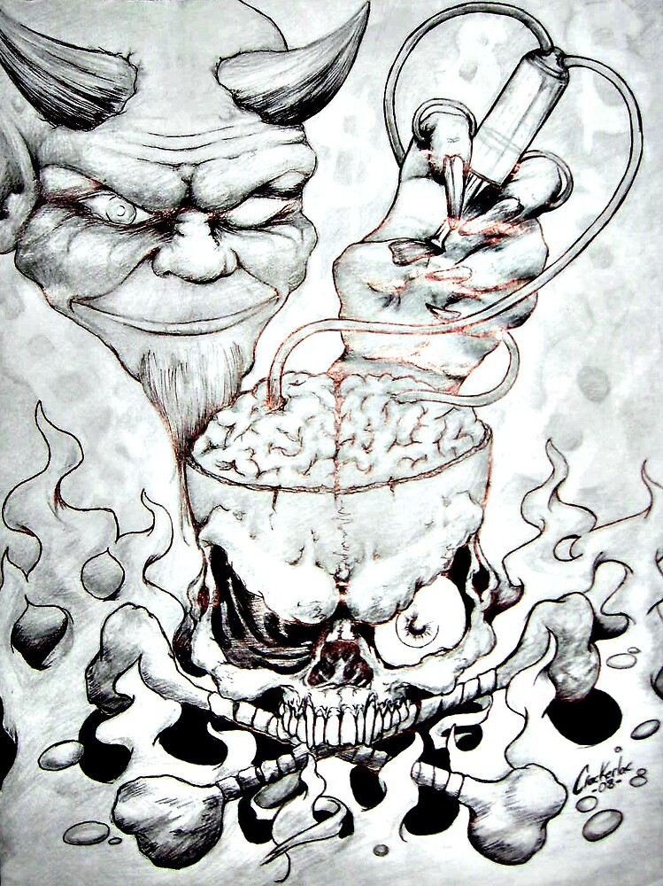 Drug Nightmare by RealFreedom