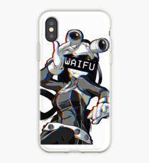 Tsuyu Waifu iPhone Case