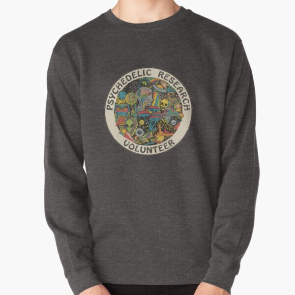 Research Volunteer Pullover Sweatshirt