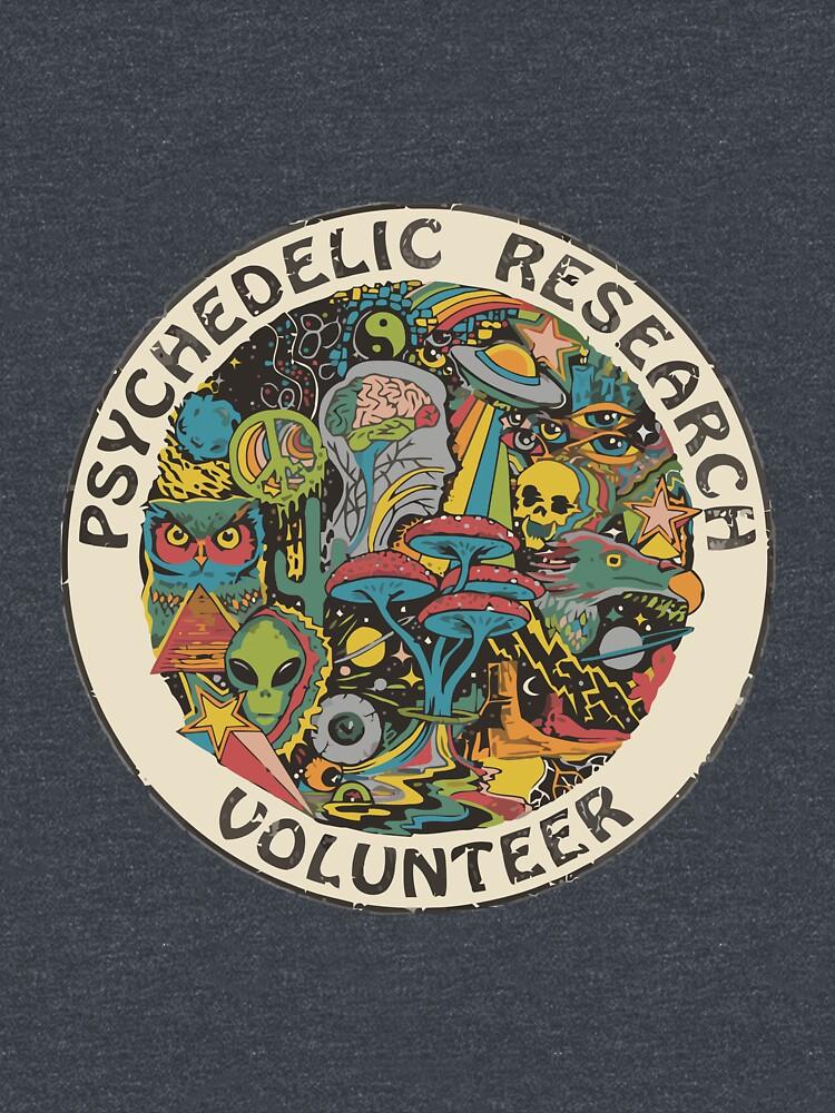 Research Volunteer by SophieGalleri