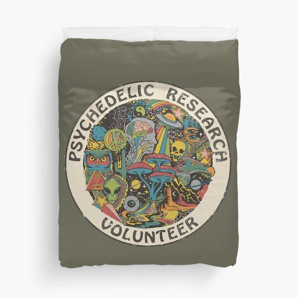 Freiwilligenarbeit gibt dir ein gutes Gefühl. Ja Bettbezug