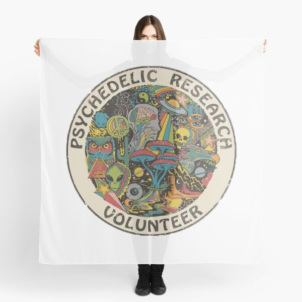 Research Volunteer Scarf