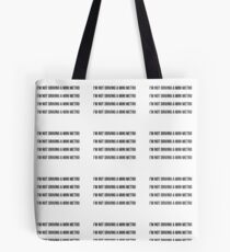 Alan Partridge Mini Metro Tote Bag