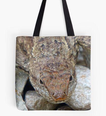 Alligator Lizard Tote Bag