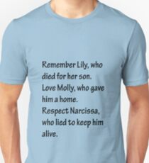 Mothers of Mr. Potter Unisex T-Shirt