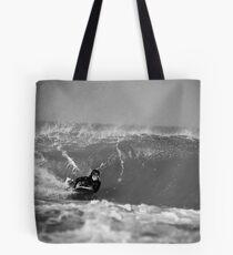 Bodyboarder Tote Bag