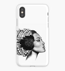 Beautiful Warrior | The Beauty Collection iPhone Case/Skin