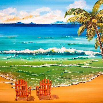 Beach Chairs by mscottartMJs