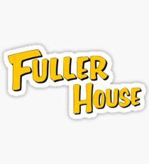 Fuller House -Logo Sticker