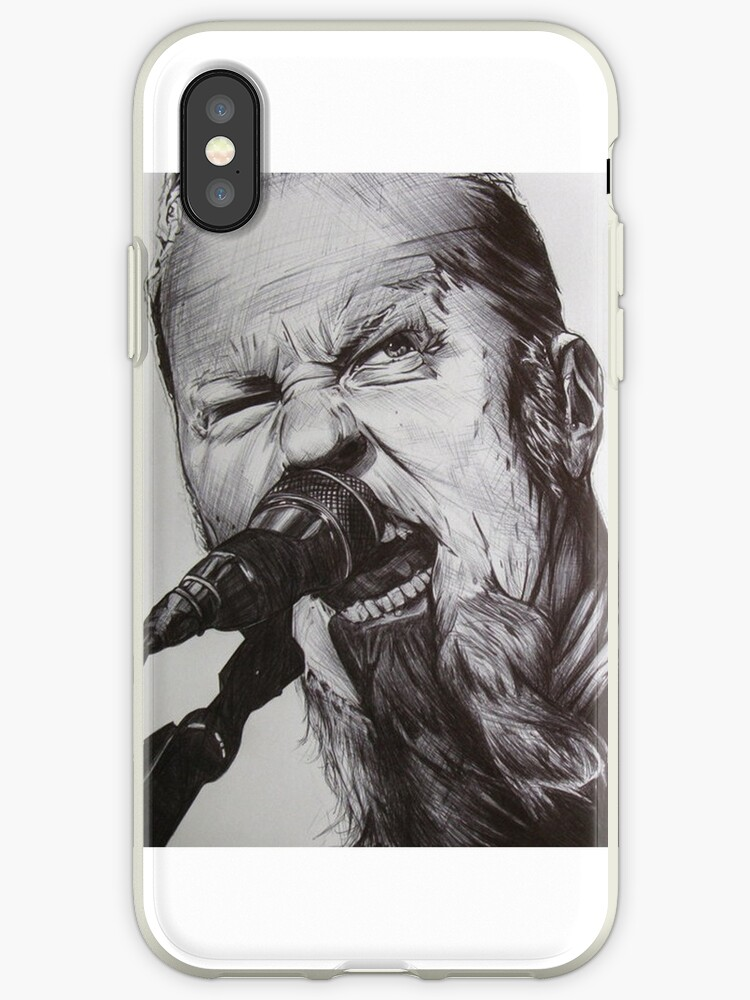 coque iphone xs metallica