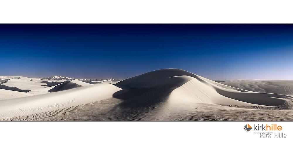 Lancelin Dunes by Kirk  Hille