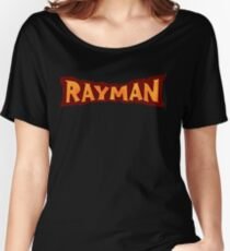 Rayman Women's Relaxed Fit T-Shirt