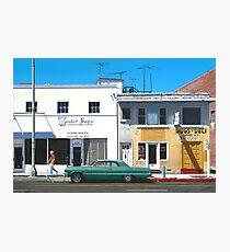Wonder Shops Photographic Print