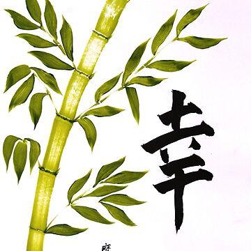 happy joy of bamboo by lozanoroyce