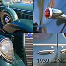 1939 Lincoln by David Lee Thompson