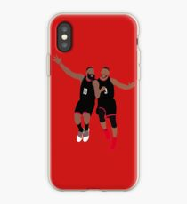James Harden and Chris Paul iPhone Case