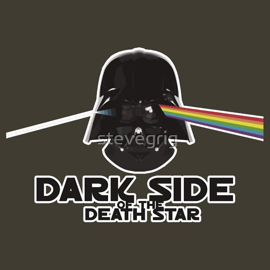 TShirtGifter presents: darkside of the deathstar
