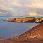 A Grand Coastal Scene by John Butler
