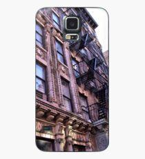 Greenwich Village Architectural Details Case/Skin for Samsung Galaxy