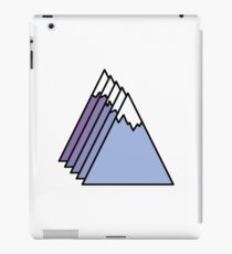 Azure Mountains iPad Case/Skin