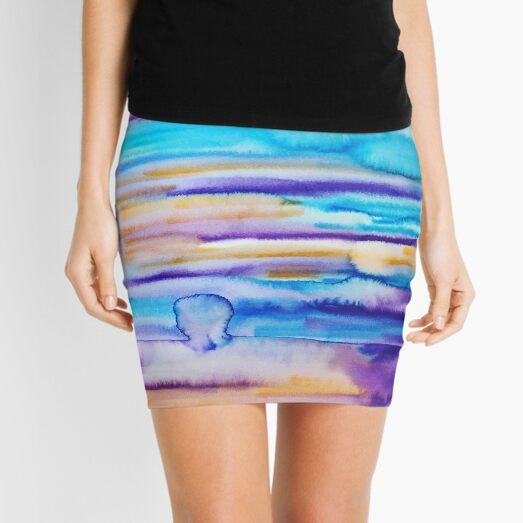 Tourmaline Mini Skirt