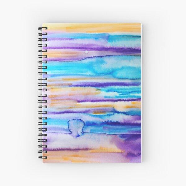 Tourmaline Spiral Notebook