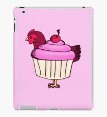 Cupcake Chicken iPad Case/Skin