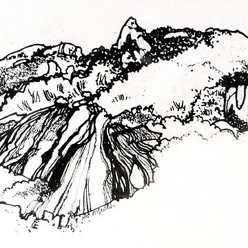 Landscape, Wilson's Promontory by rozmcq