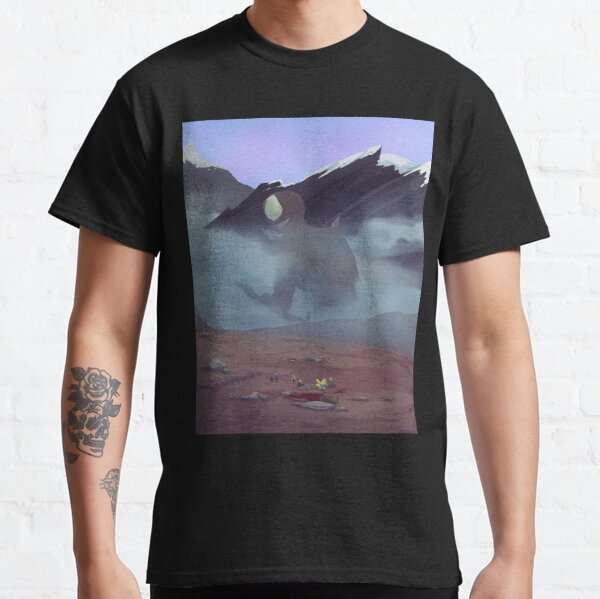 The Beast In the Mist Classic T-Shirt