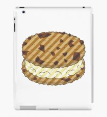 Chocolate Chip Vanilla iPad Case/Skin