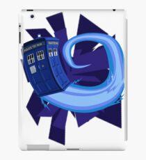 Doctor Who Tardis iPad Case/Skin