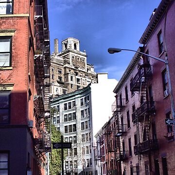 Waverly Place and Gay Street by amandavontobel