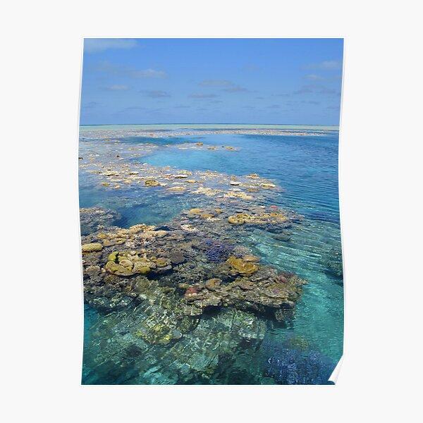 Lagoon Dreaming Poster