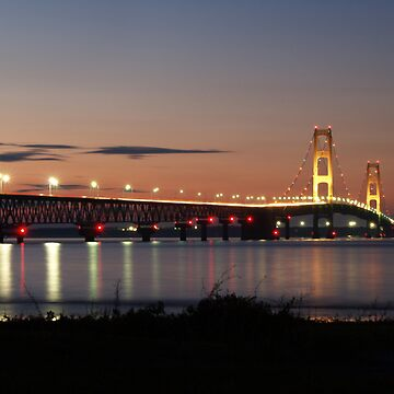Mighty Mac Sunset by NobleImages