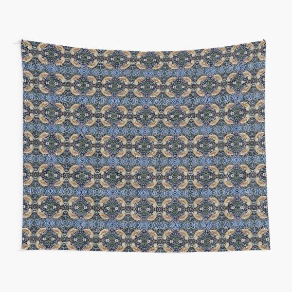 Exuberant, colorific, ornate, gorgeous, vintage, prestigious, harmonious, harmonic Tapestry
