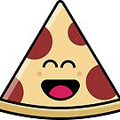 The Cute Pizza! by JMHDesign
