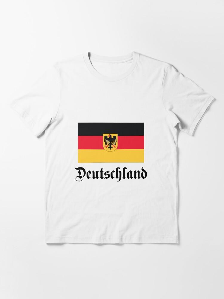 Alternate view of Deutschland - light tees Essential T-Shirt