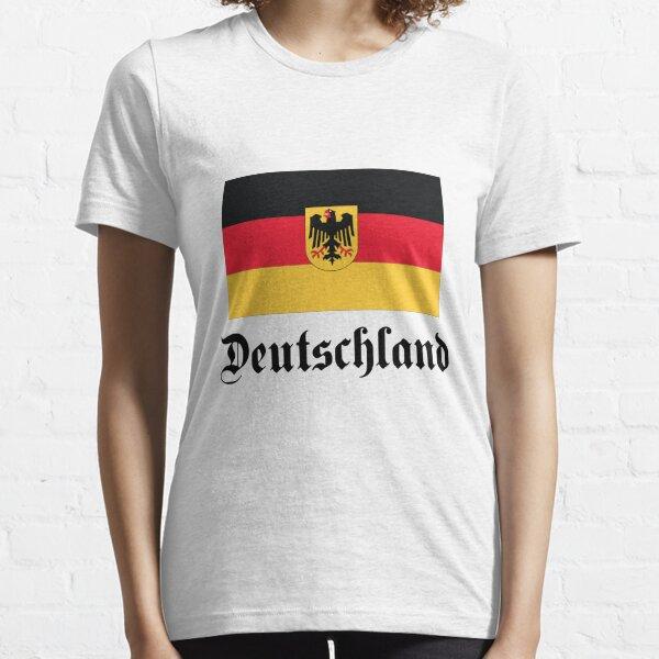 Deutschland - light tees Essential T-Shirt