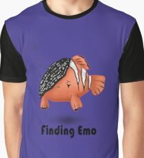 Finding Emo Graphic T-Shirt