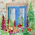 Garden View by juliex